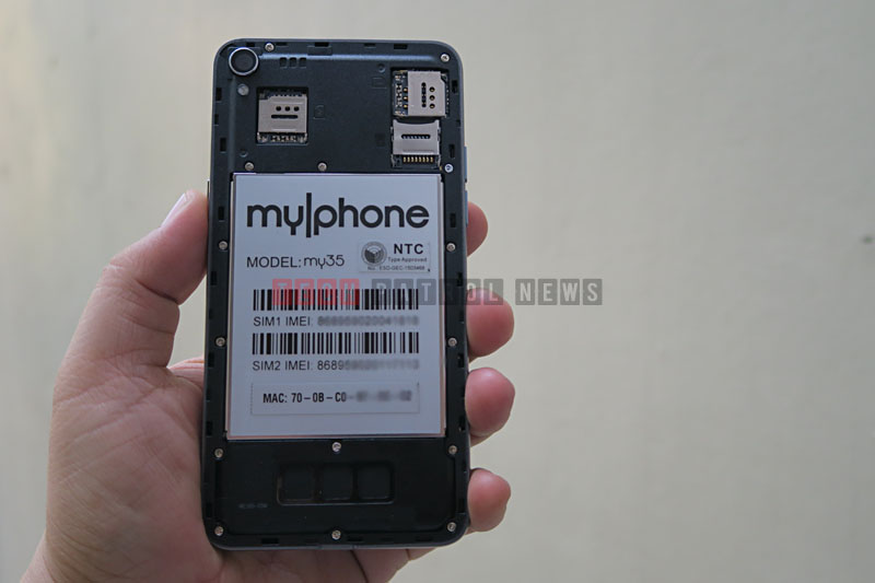 MyPhone My35 Review