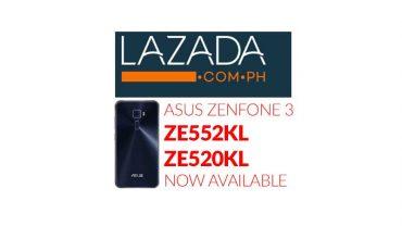 ZENFONE 3 LAZADA