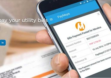 PAYMAYA Bills Payment now enabled
