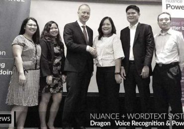 Nuance software company launches Power PDF in PH through WSI