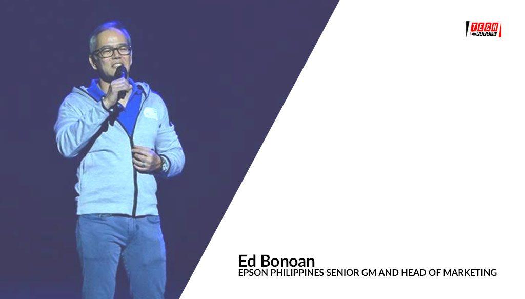 Ed Bonoan EPSON