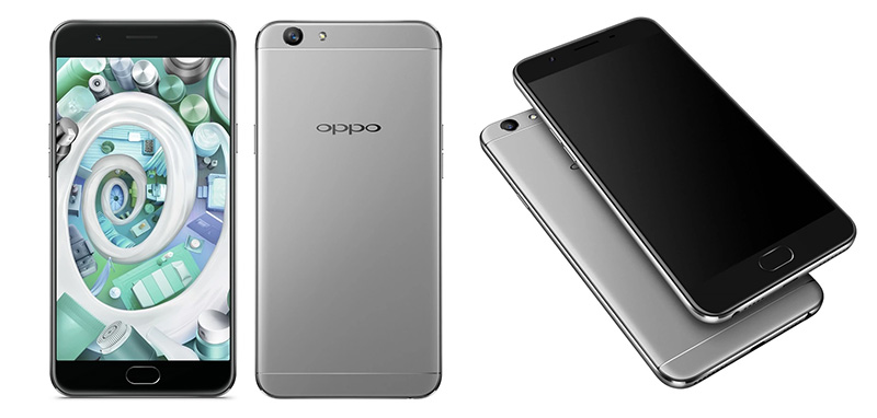 upgraded oppo f1s now with 4gb of ram and 64gb of internal