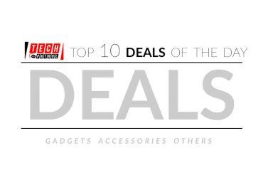 Deals: Top 10 Deals of the day VIA Lazada Grand Christmas Sale