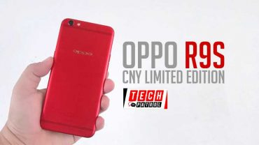 OPPO R9s CNY Limited Edition spotted in the wild