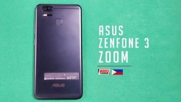 First Look: Asus Zenfone 3 Zoom (Philippines)