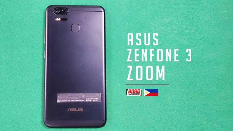 First Look: Asus Zenfone 3 Zoom (Philippines)