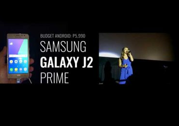 Budget Android: Samsung Galaxy J2 Prime  launches in PH