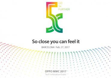 "OPPO to Unveil the ""5x"" Smartphone Photography Technology at MWC"