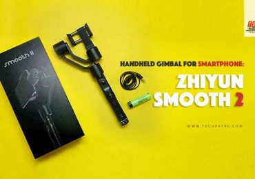 Zhiyun Smooth 2 Handheld Gimbal for Smartphone Unboxing and Initial Review