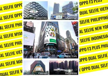 """OPPO's """"dual selfie"""" F3 series to launch in PH on March 23 and four other countries simultaneously"""