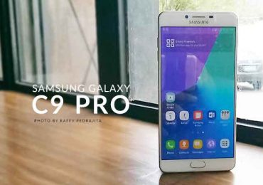 SAMSUNG Galaxy C9 Pro: 6G RAM + 64GB Storage, P27,990 in PH