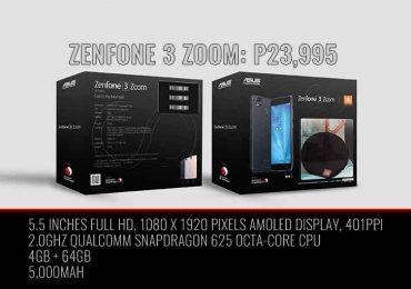 Zenfone 3 Zoom: P23,990 in PH