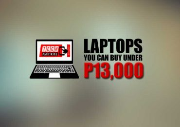 Laptops you can buy under P13,000 from Lazada; Quad-core Intel CPU, 2GB RAM
