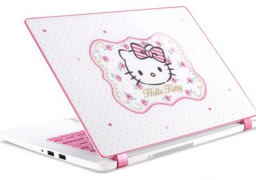 Hello Kitty Acer Laptop brings you to the Wonderland