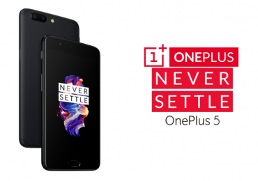 OnePlus 5 flagship phone unveils with Snapdragon 835 chipset and dual 16MP+20MP rear cameras
