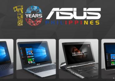 Asus Philippines outs Zenbook, VivoBook laptops & AIO PCs for 2017