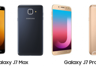 Samsung Galaxy J7 Max and Galaxy J7 Pro are now official