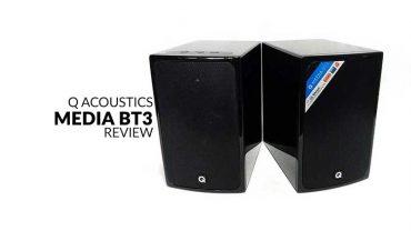 Q Acoustics BT3 Review