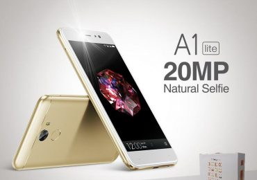 Gionee unveils A1 Lite with 20MP Natural Selfie Camera & 4,000 mAh battery