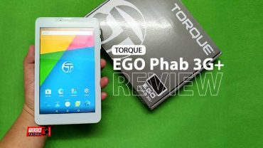 Torque EGO Phab 3G+ Review: Best tablet in low-range category?