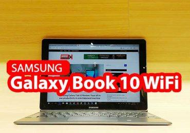Samsung PH launches Galaxy Book 10 WiFi