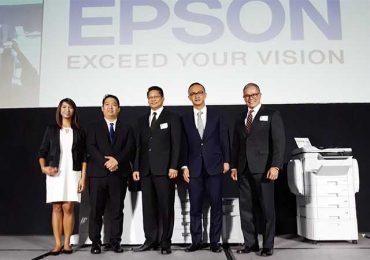 EPSON PH intros high-speed inkjet Multi-Function Printer for Enterprise