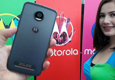 Motorola launches Moto Z2 Play and Moto Mods in the Philippines