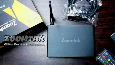 Quick Review: Zoomtak V Plus