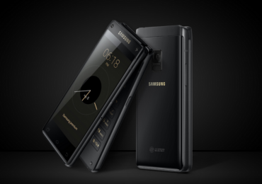 Samsung Leadership 8 flip phone with high-end specs unveils in China