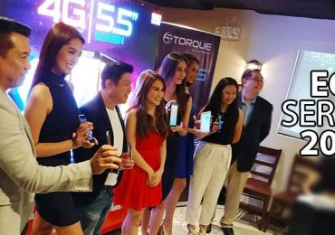 Local brand Torque launched 5 budget devices today; price starts at P2,599