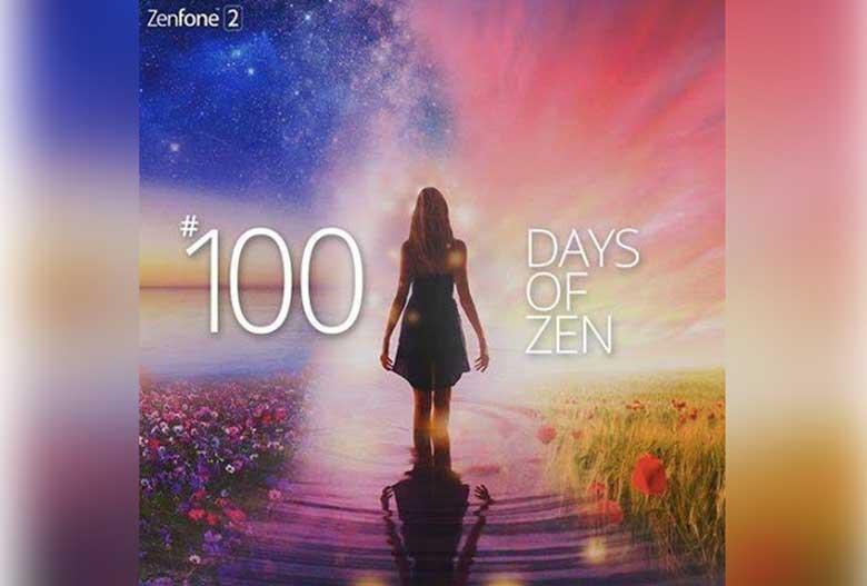 100 Days of Zen