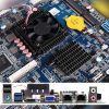 GIADA releases N70E-DR Celeron Series Server Motherboard