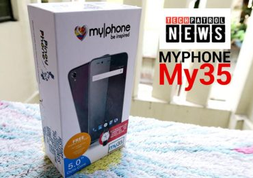 MyPhone My35 Unboxing and Initial Review