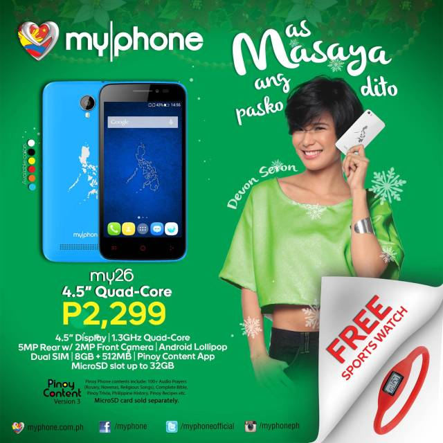 MyPhone My26