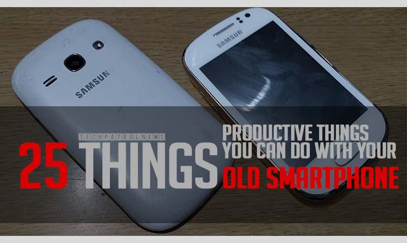 Old Smartphone