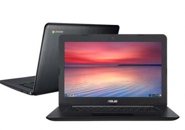 Mobility with Style and Comfort: ASUS Chromebook C300