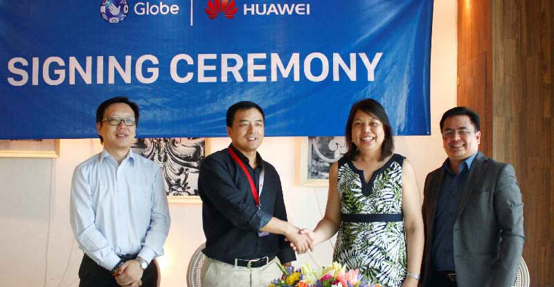 Photo of Huawei adopts Globe Telecom's Project 1 Phone recycling and recovery program