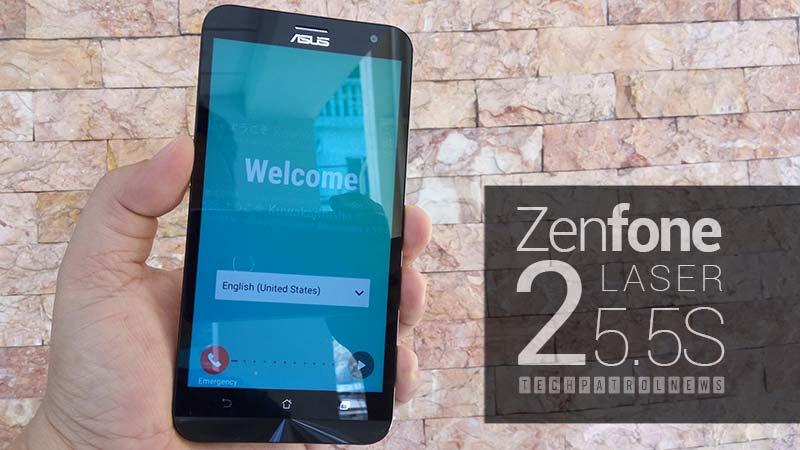 Zenfone 2 Laser 5.5S