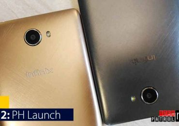 Infinix Note 2 launches in the Philippines