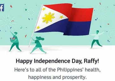 Facebook apologized on inverted Philippine flag during Independence Day 2016
