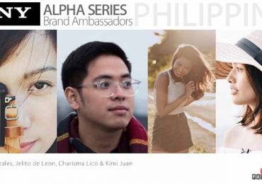 Sony PH intros new team of Alpha ambassadors to inspire Filipino photographers