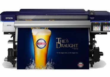 Latest EPSON S-Series signage printers in Print & Label, Cebu 2016