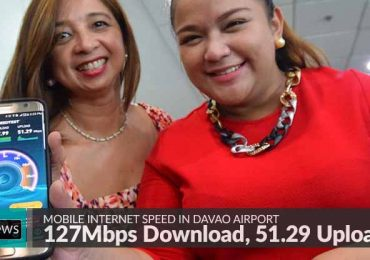 Davao Airport Smart WiFi Upgraded; Up to 226Mbps download speed