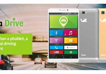 Kata Drive is a 6.95-inch phablet for drivers