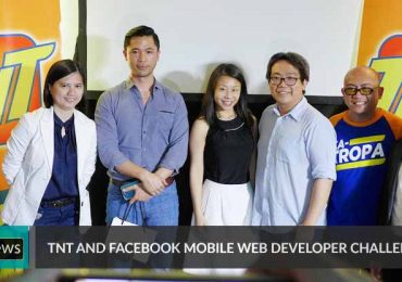 Facebook and TNT launch second Mobile Web Developer Challenge