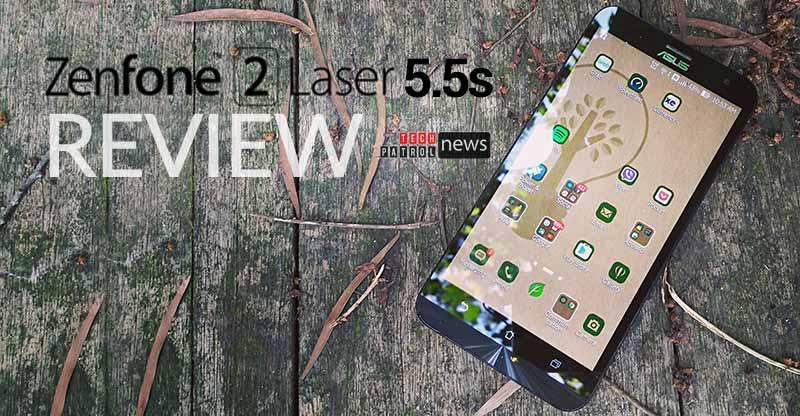 ASUS Zenfone 2 Laser 5.5s Review