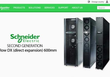 Schneider Electric's New Cooling Solution Delivers Industry Leading Energy Efficiency Savings