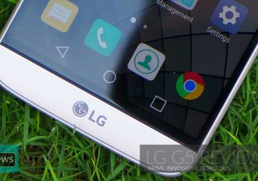 LG G5 Review: Brave, Innovative and Gorgeous