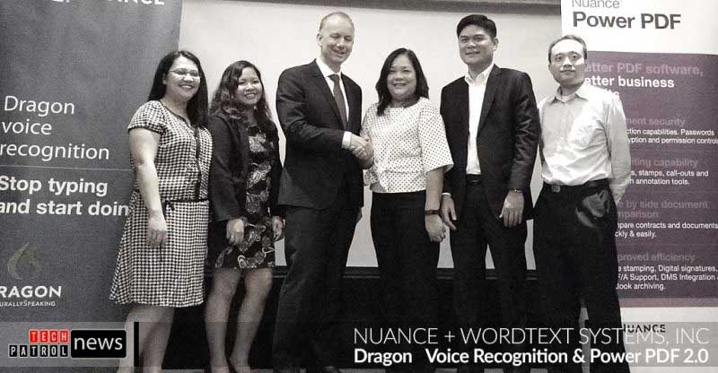 Photo of Nuance software company launches Power PDF in PH through WSI