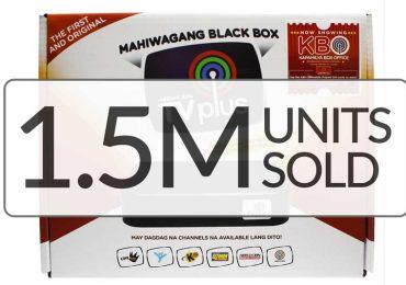 Report: ABS-CBN TVplus sold 1.5 Million units already